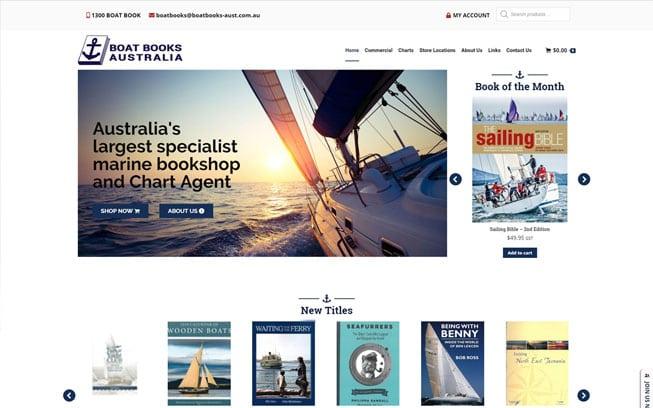boatbook desktop